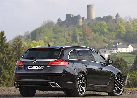 Opel Insignia - ������, ���� � ��������������, ����� ����